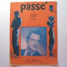 Passe By Eddie De Lange 1946 Vintage Sheet Music