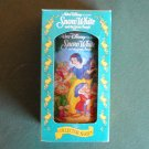 Snow White Disney Classic Coca Cola Burger King Plastic Tumbler 1994