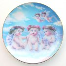 Flying Lesson Kristin Dreamsicles Plate 1995