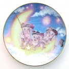 Light Of The Moon Kristin Dreamsicles Plate 1995