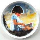 Donald Zolan's Children Pemberton & Oakes plate