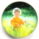 A Time for Peace Donald Zolan March Of Dimes Edwin M Knowles Plate
