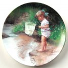 Donald Zolan's Crystal's Creek Adventures Of Childhood Pemberton & Oakes plate