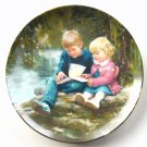Donald Zolan's Forest And Fairytales Adventures Of Childhood Pemberton & Oakes plate