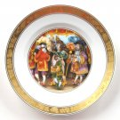 Emperors New Clothes H C Andersen Royal Copenhagen Plate