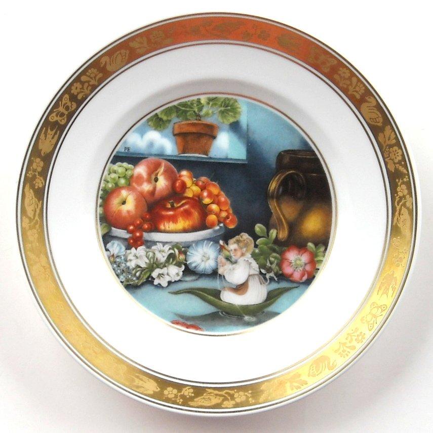 Royal Copenhagen H C Andersen Thumbelina Plate