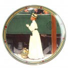 Norman Rockwell American Dream Collection No 4 Knowles Wall Plate