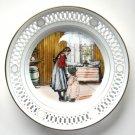 Carl Larsson The Kitchen Original Box Bing Grondahl Plate