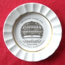Danish Navy Royal Copenhagen Julen Christmas Plate Dish 1970