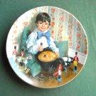 John Mc Clelland Mother Goose Little Jack Horner Reco Plate 1982