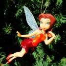 Custom Disney Tinker Bell Rosetta Fairy Ornament R-890