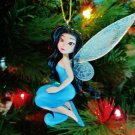 Custom Disney Tinker Bell Silvermist Fairy Ornament D-579