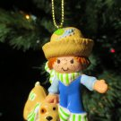 Custom Vintage Strawberry Shortcake Huckleberry Pie Ornament