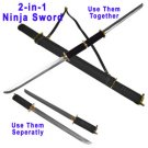 2 in 1 Ninja Sword