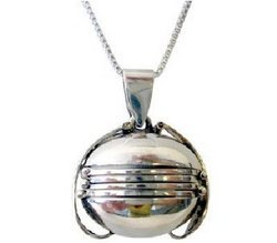 Photo Locket Pendant Ball