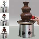 Chocolate Fondue Set - Steel