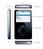 Apple iPod Video 30GB (Black), 2nd Generation *FREE SHIP
