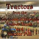 2010 DVD Tractors from the Keystone Nationals Indoor Pull