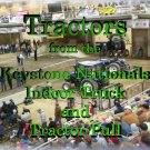 2012 DVD Tractors from the Keystone Nationals Indoor Pull