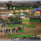 2013 DVD Tractors from the Keystone Nationals Indoor Pull