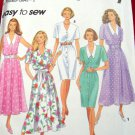 Simplicity Easy To Sew Pattern #8227 Size P 12-16