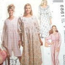 McCall&#39;s Lanz of Salzburg Pattern #6861 Size Y  XSM, SML, MED