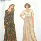 Simplicity Its So Easy Its Simplicity Pattern #9280 Size A XS, S, M, L, XL