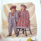 McCall's Mousefeathers Pattern #6817 Childrens Size CL 6,7,8