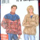 Simplicity It's So Easy Pattern Number 9855 Size A XS,S,M,L,XL