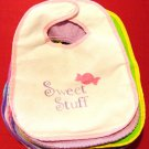 Lot of 11 Baby Bibs In Like New Condition