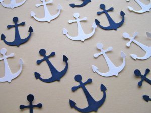 Anchor Card Stock Paper Punches Cut Out Die Cuts
