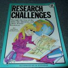 Research Challenges Melissa Donovan Atlas Almanac Teacher Home School Resource