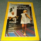 National Geographic Vol. 155 No. 6 June 1979 Michigan Burma Long-Necked Women