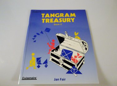Tangram Treasury Book C Cuisenaire Jan Fair Teacher Resource Book Homeschool