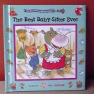 The Best Baby-Sitter Ever by Richard Scarry Hardcover Book Christmas Gift