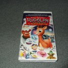 2001 Rudolph the Red-Nosed Reindeer & Misfit Toys VHS Musical Movie 74 Minutes