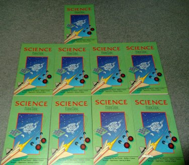 Classroom Set of 9 Science Prime Time Library Books Teacher
