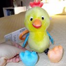 Carters Plush Chirping Chick BPA Free NWT New 6+ Months Baby Gift Crib Toy