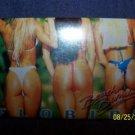 187 FLORIDA BEACH BABES BUNS REFRIGERATOR MAGNET