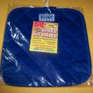 NEW KOSHER KITCHEN POT HOLDER BLUE DAIRY JUDAICA