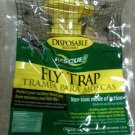 RESCUE FLY FLIES TRAP INSECT DISPOSABLE NEW