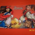 006 PLACEMAT DISNEY PIRATES OF THE CARIBBEAN
