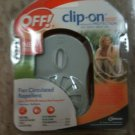 OFF ! CLIP ON MOSQUITO INSECT FLY PROTECTION NO SPRAY