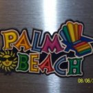 117 FLORIDA PALM BEACH REFRIGERATOR MAGNET CHAIR SUN