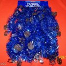 002 HAPPY HANUKKAH CHANUKAH GARLAND 15 FT TINSEL