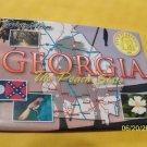 554 GEORGIA REFRIGERATOR MAGNET PEACH