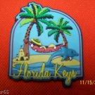 048 FLORIDA KEY WEST DOLPHIN BEACH REFRIGERATOR MAGNET