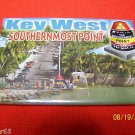 029 FLORIDA KEY WEST POINT REFRIGERATOR MAGNET