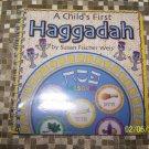 A CHILD'S FIRST PASSOVER HAGGADAH SUSAN FISCHER WEIS HC
