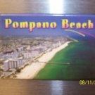 099 FL POMPANO BEACH REFRIGERATOR MAGNET WATER TREE